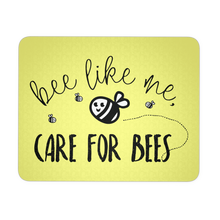 Bee Like Me Mouse Pads