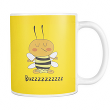 Buzzzz Meditation Save the Bee Mugs