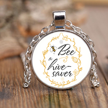 Bee a Hive Saver Custom Designed Necklaces