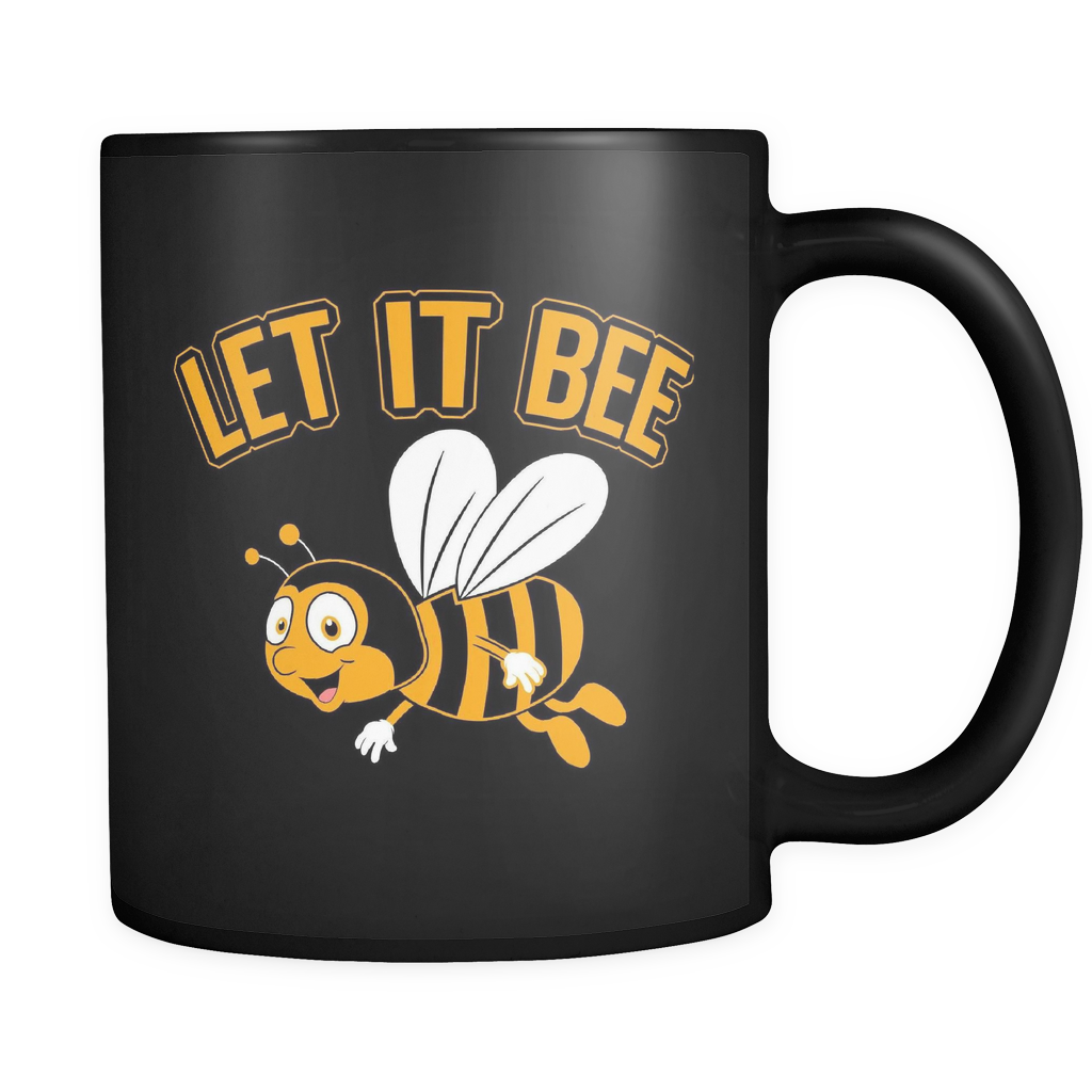 Let it Bee! Save the Bee Mugs