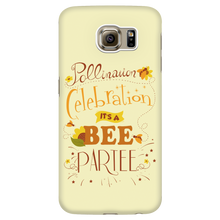Pollination Celebration Save the Bees Phone Cases