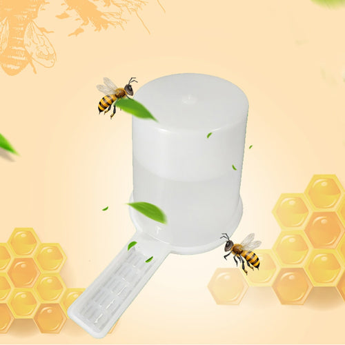 1PCS bee beekeeping feeder system