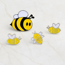 Be kind bee enamel pin jewelry gift pins