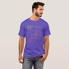 Let It Be Bee Hippie Flower Zone T Shirt For Men Womens