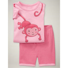 Striped Bee Children's Pajama's Suit