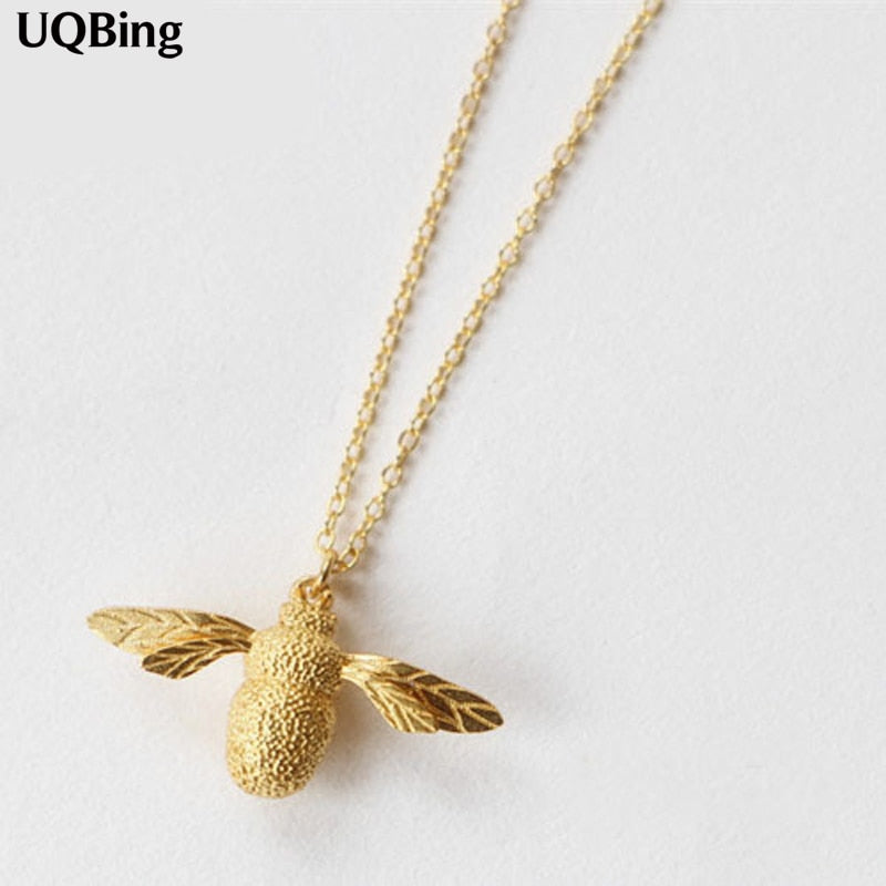 Cute Bee Necklace & Pendant For Women