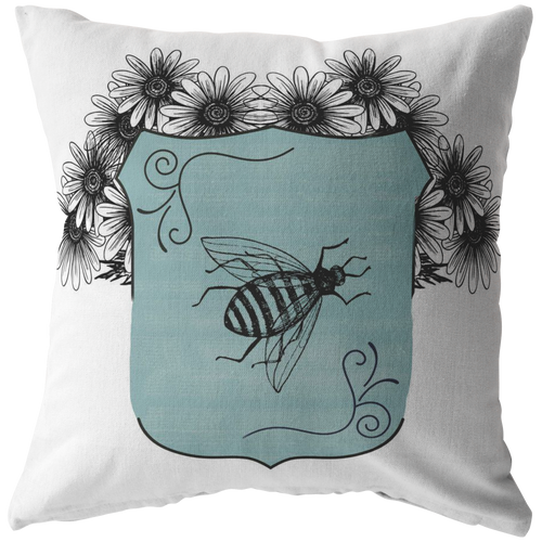 Keeper of Bees Pillows