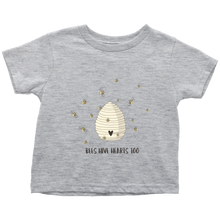 Bees Have Hearts Too Kids shirts