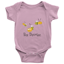 Bee Devotee Bee Inspired Baby Onsie