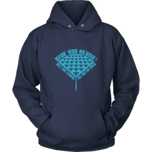 Dr Who Hive you Heard Bee Hoodie