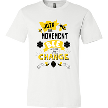 Join the Movement! Save the Bees Men's Bee Shirts