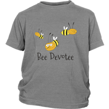 Bee Devotee Bee Inspired Youth Shirt