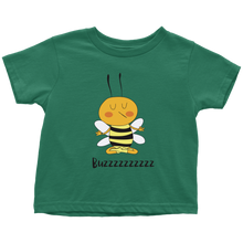 Buzzzz Meditation Save the Bee Toddler Kids Shirts