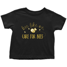Bee Like Me Toddler T Shirt