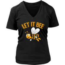 Let it Bee! Save the Bee Womens Range