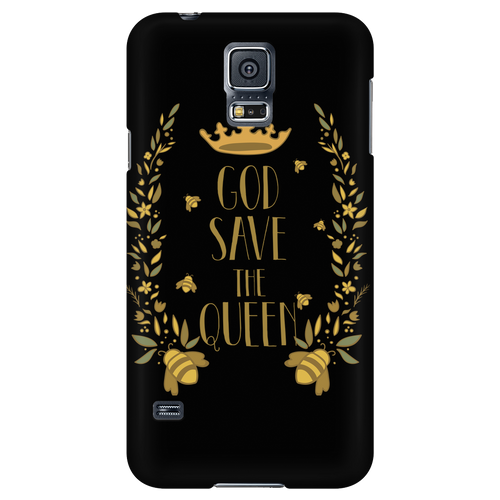 God Save the Queen Phone Cases
