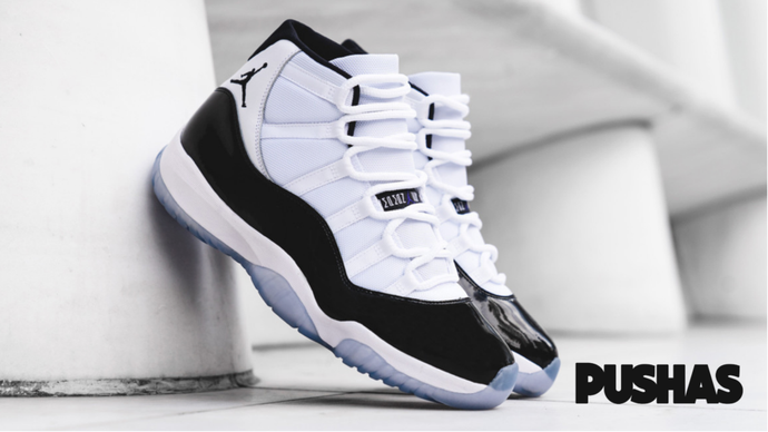 The Complete History Of The Air Jordan XI