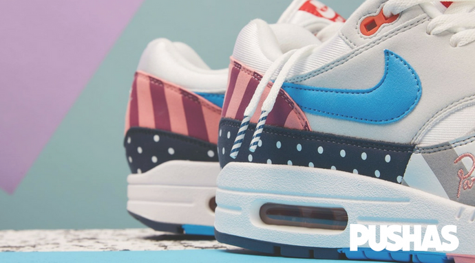 Heat Check Alert: Nike X Parra Collection 2018