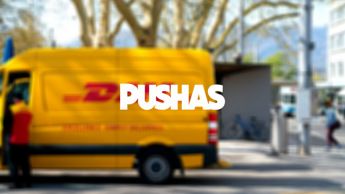 PUSHAS COVID-19 Courier Shipping Update