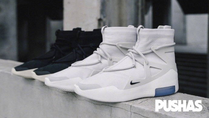 Four Reasons Why Fear of God x Nike Is So Important
