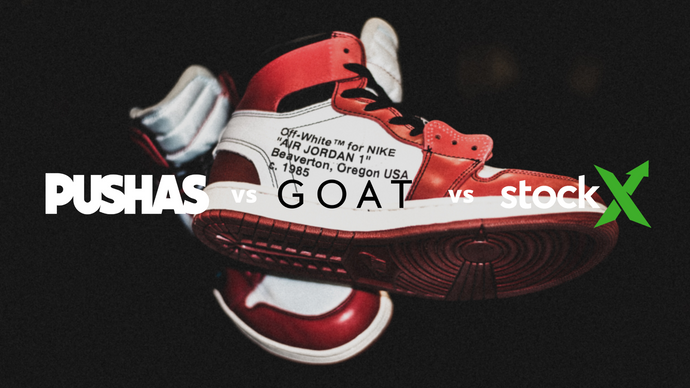 GOAT vs StockX vs PUSHAS | Buying & Selling Sneakers In Australia
