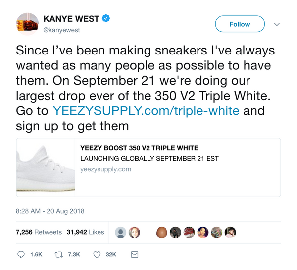 fb27d00e1 Biggest YEEZY Release Ever  What It Means for Australian Sneaker Community