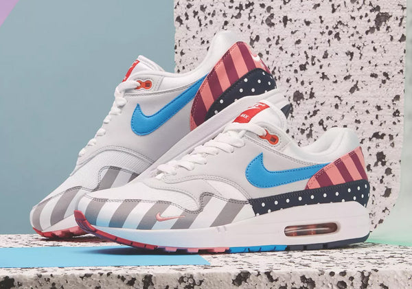 BUT NOW IS THAT THE CASE?: Parra x Patta x Nike Air Max 1