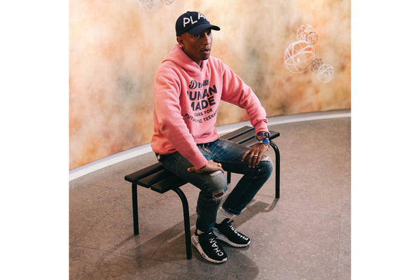 pretty nice e11d5 ad4a0 World's Most Exclusive Sneakers By Chanel x Pharrell x ...