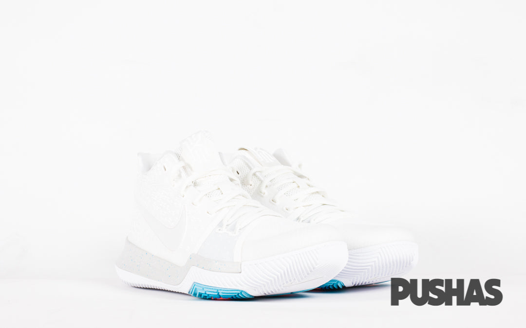 huge discount 48e46 c4290 Kyrie 3 'Ivory' (New) – PUSHAS
