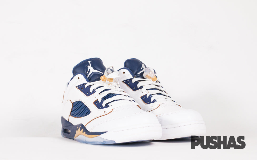 super popular 2548f 06328 Air Jordan 5 Retro Low 'Dunk From Above' (New) – PUSHAS