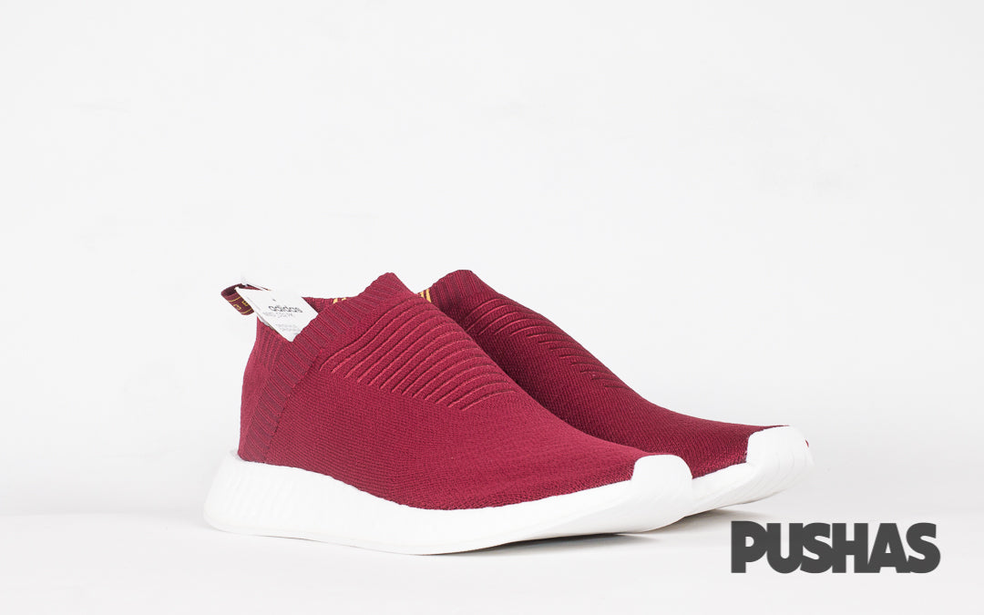competitive price bc38c 0bf22 NMD CS2 PK x SNS 'Class of 99 Pack' - Maroon (New) – PUSHAS