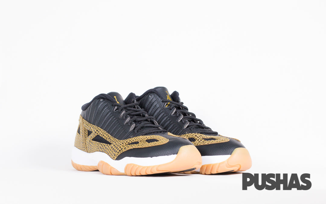pushas-nike-Air-Jordan-11-Low-IE-Snakeskin
