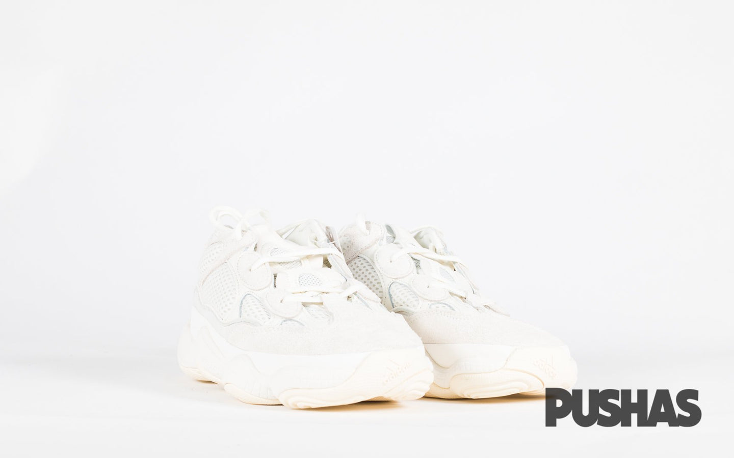 Yeezy 500 'Bone White' (New)