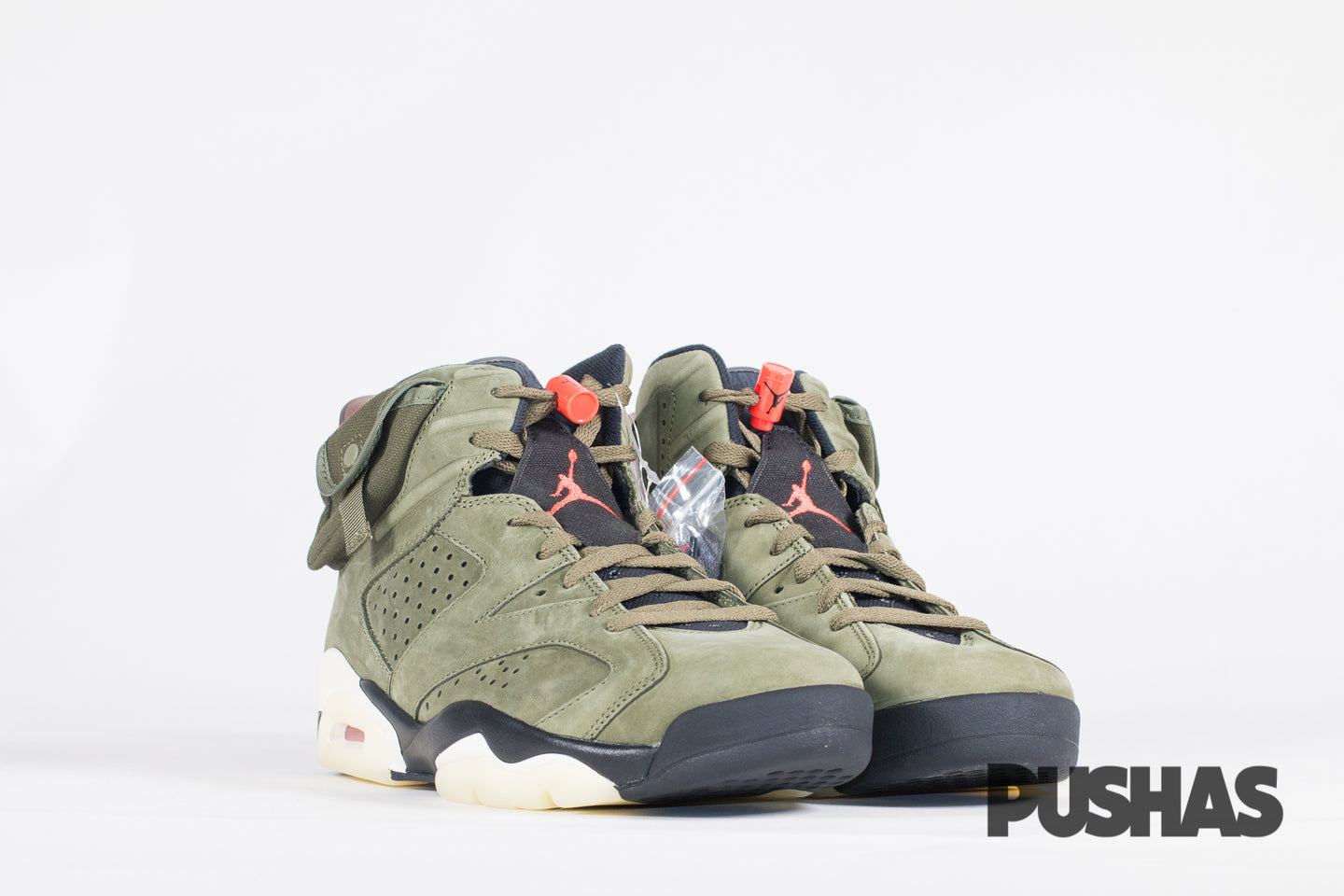 Air Jordan 6 x Travis Scott (New)