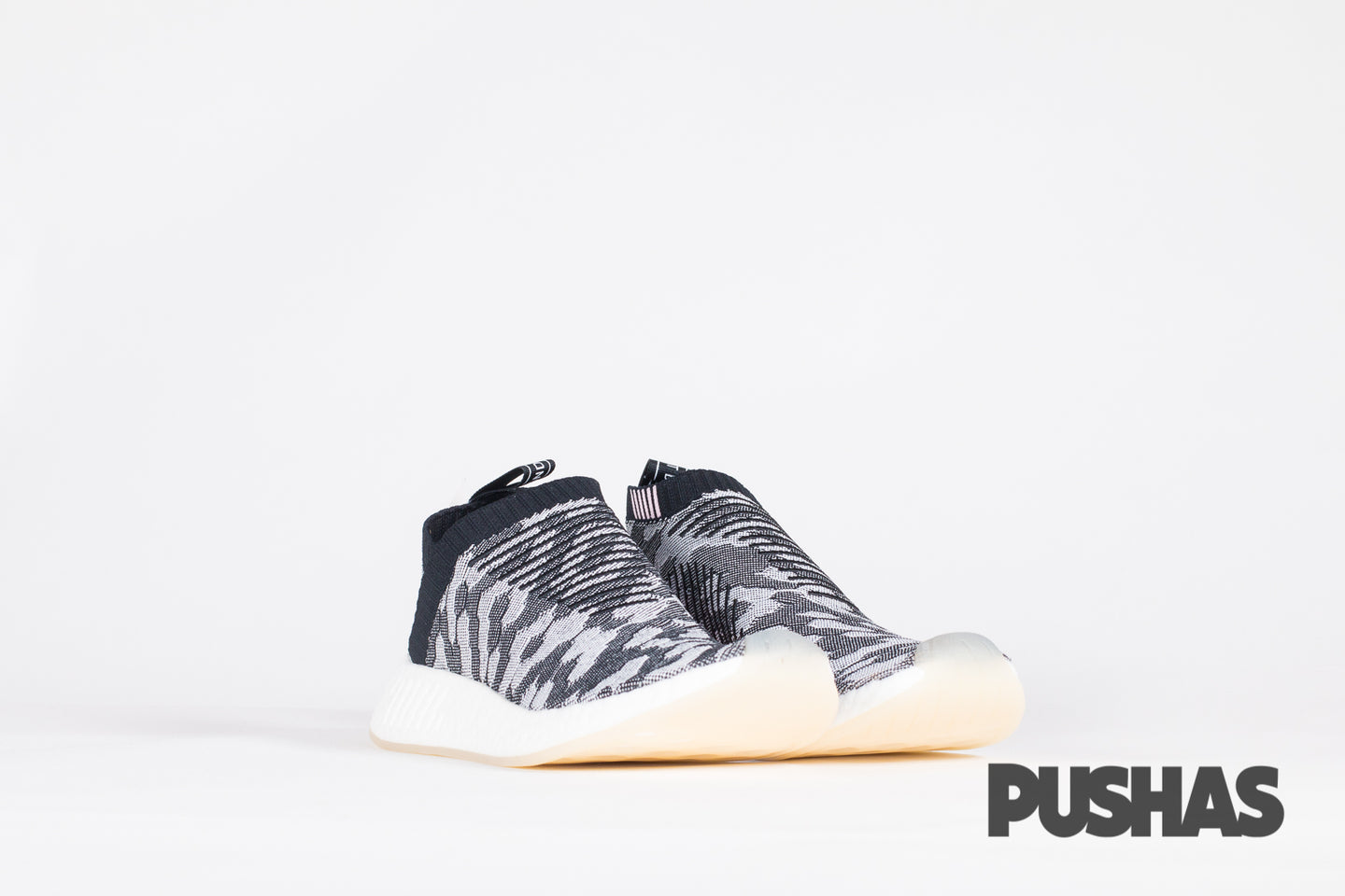 NMD_CS2 PK W - Black/Wonder Pink (New)