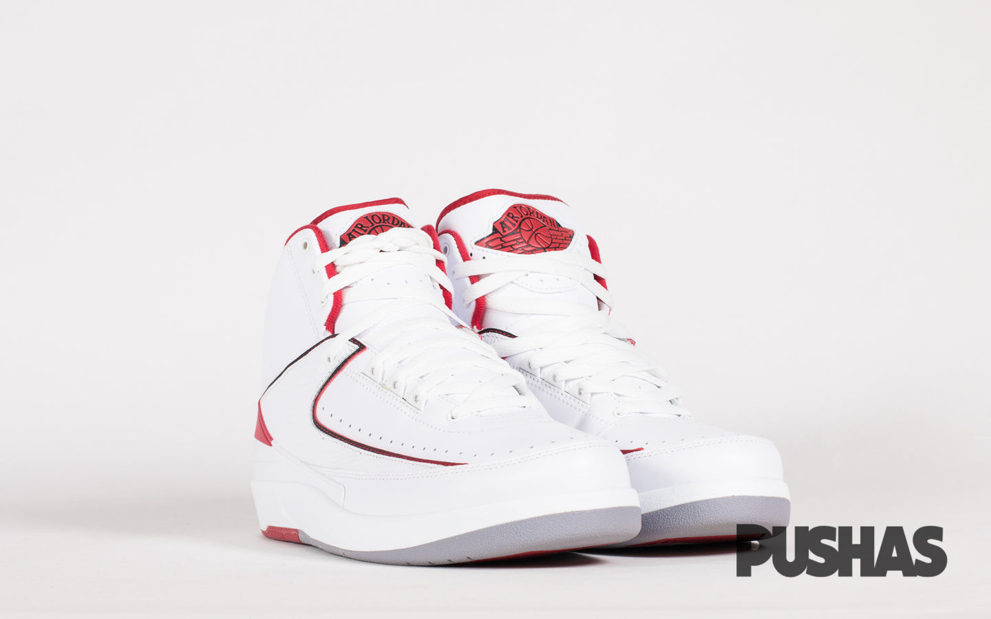 pushas-Nike-Air-Jordan-2-White-Varsity Red