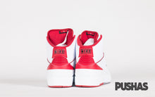 Air Jordan 2 - White/Varsity Red (New)