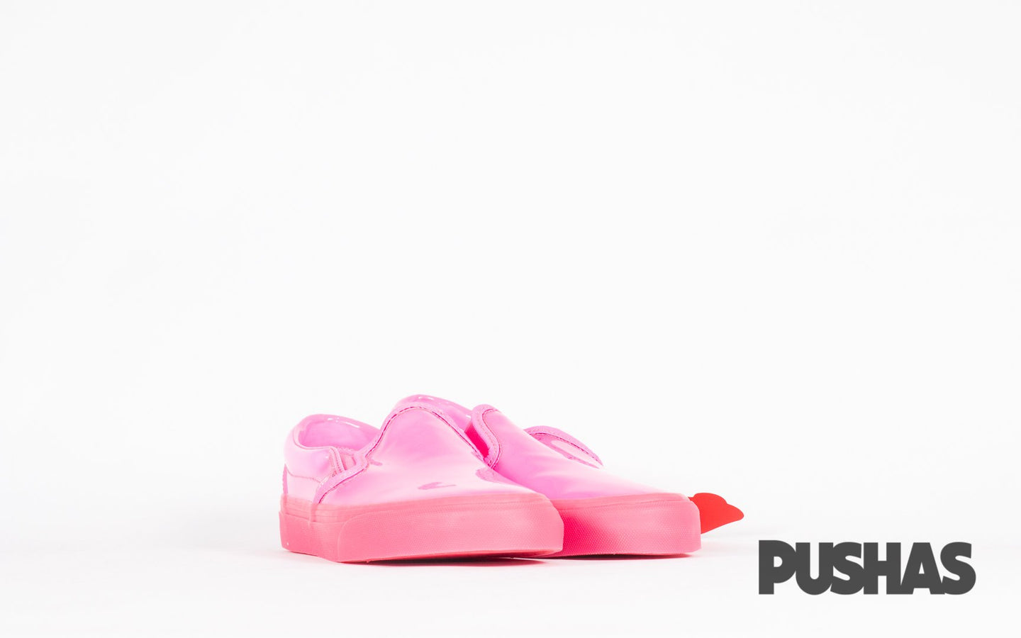Classic Slip-On x Opening Ceremony 'Transparent' - Pink (New)