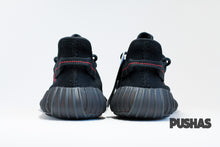 Yeezy Boost 350 V2 'Bred' - Black/Red (New)