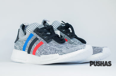 NMD_R1 PK 'Tri colour' - White (New)