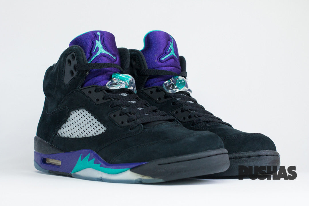 Retro 5 'Black Grape' (New)