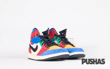 pushas-nike-Air-Jordan-1-Mid-Fearless-Blue-the-Great