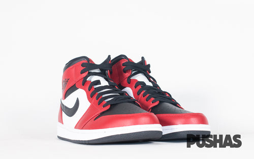 Air Jordan 1 Mid 'Chicago Black Toe' (New)