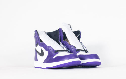 Air Jordan 1 'Court Purple 2.0' GS