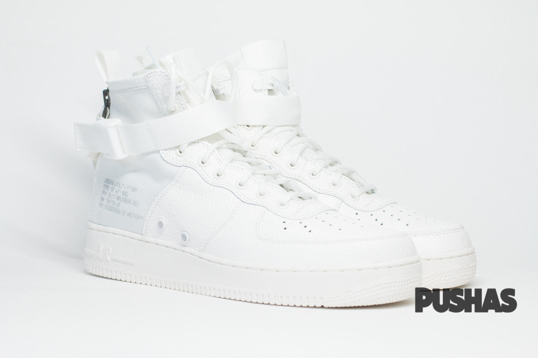 Special Field Air Force 1 Mid QS - Ivory(New)