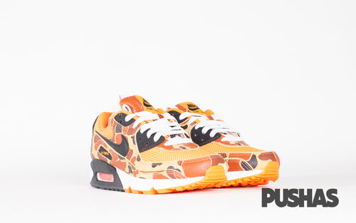 Air Max 90 'Orange Duck Camo'