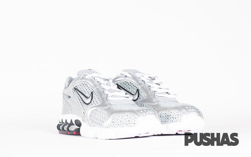 Air Zoom Spiridon Cage 2 'Metallic Silver'
