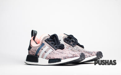 NMD_R1 PK 'Glitch Pink Camo' (New)