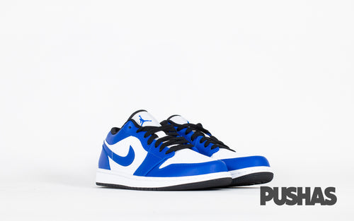 pushas-nike-Air-Jordan-1-Low-Game-Royal