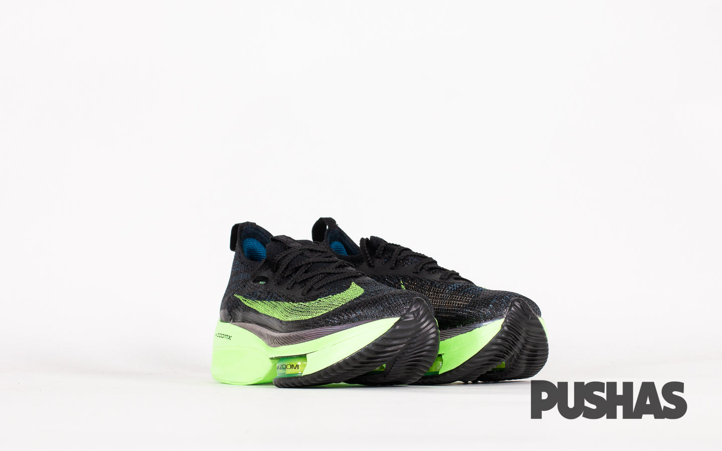 pushas-nike-Air-Zoom-Alphafly-Next%-Black-Electric-Green